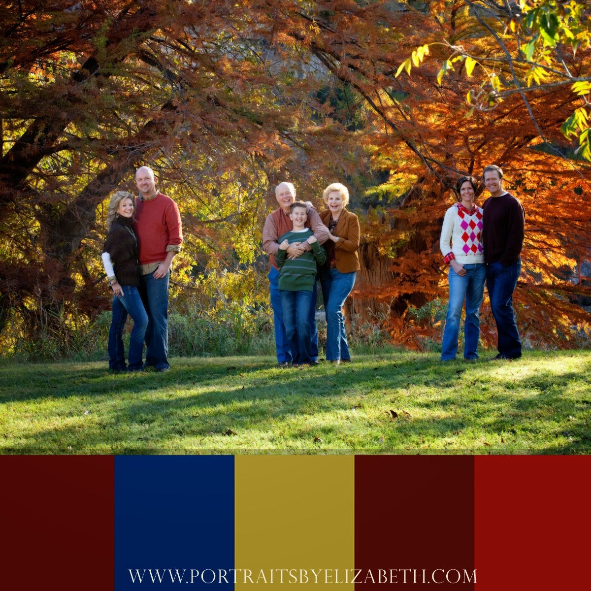 the artistry of elizabeth homan fall family portrait clothing ideas san antonio family. Black Bedroom Furniture Sets. Home Design Ideas