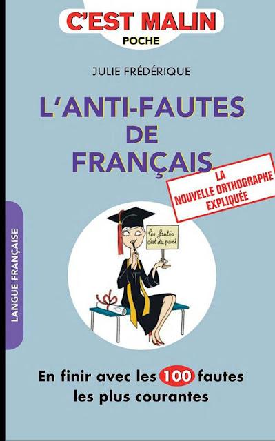 Télécharger L'anti-fautes de français pdf gratuitement