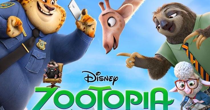 Zootopia 2016 Hindi Dubbed 720p Bluray Hd Hindi Movies