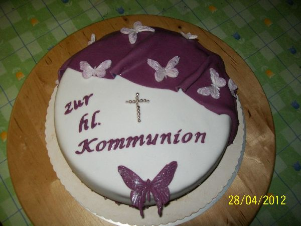 blumen schicht torte chefkoch