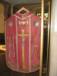 Unique Rose Chasuble