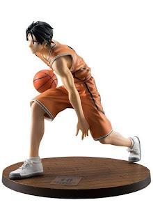 Kazunari Takao 1/8 Orange Uniform ver. de Kuroko no Basket - MegaHouse