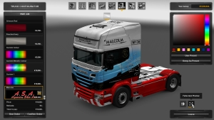 Malcolm Skin for Scania RJL