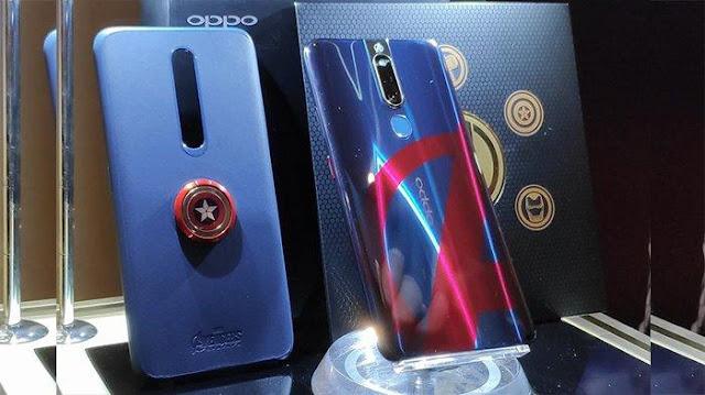 Harga dan Spesifikasi Oppo F11 Pro Edisi Avengers