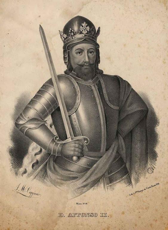 Dom Afonso II, rei de Portugal