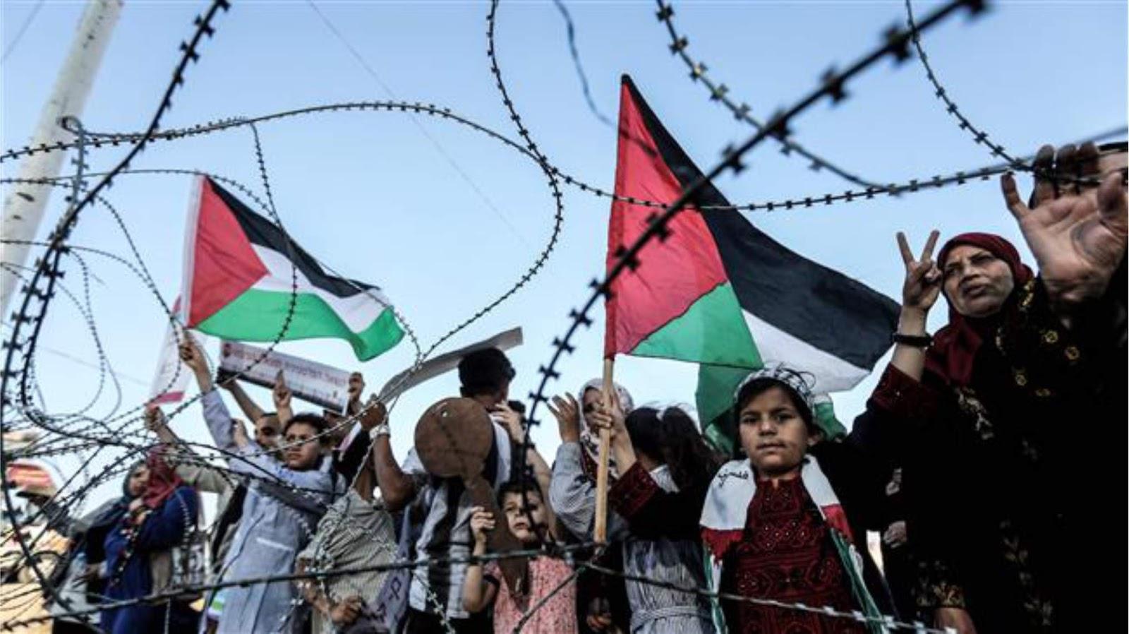 Palestina menolak kesepakatan abad ini Amerika Serikat dan mengandalkan Rusia