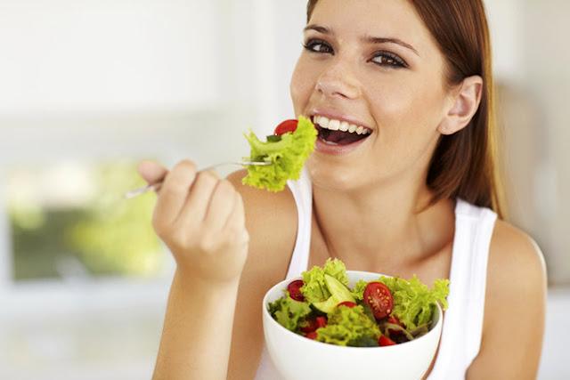 10 Makanan Sehat Yang Membuat Kita Awet Muda