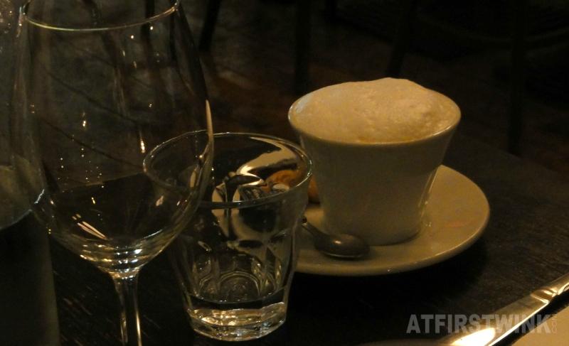 Cappuccino | Restaurant Rodin Rotterdam