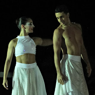 Dança da Sedução (Nícolas Rodrigues e Gerusa Silva Souza), Simplesmente Natal, Canela