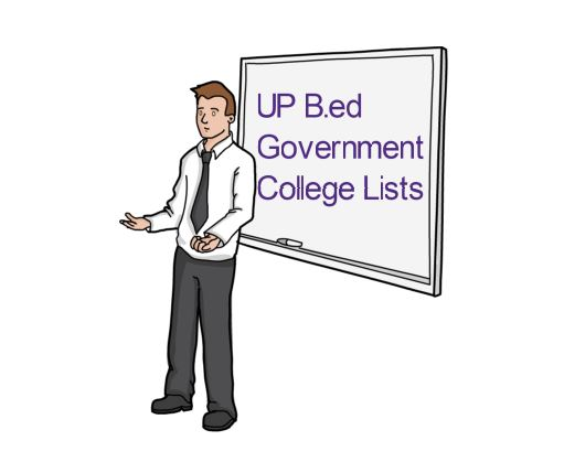 up b ed government colleges