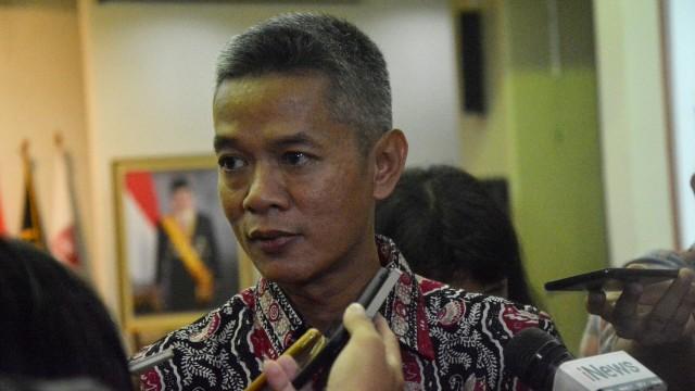 KPU soal Dilaporkan Tim Prabowo-Sandi ke DKPP: Kok Lucu?