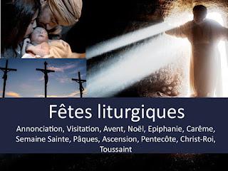 les fetes liturgiques