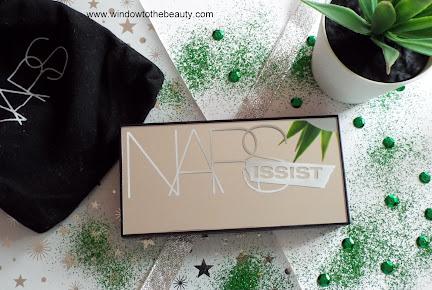 Nars Narsissist Dual-Intensity recenzja palety