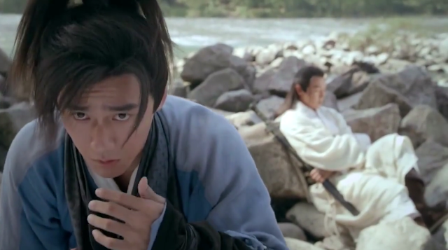 ep1 of Legend of Qin aka Qin's Moon, a chinese fantasy wuxia