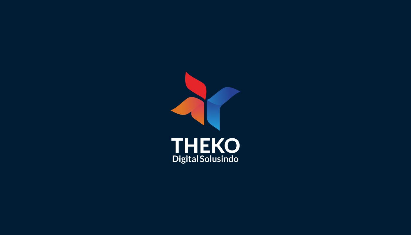 Logo Perusahaan - Thekonet