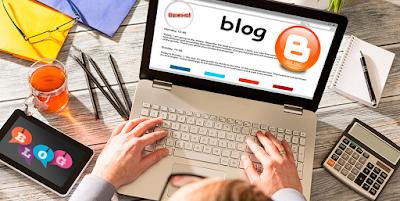 Как создать блог на Blogger?