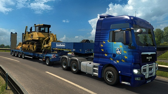 Euro Truck Simulator 2 Italia PC Full Version Screenshot 2