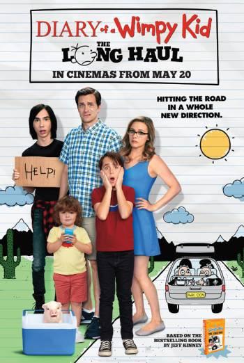 مشاهدة و تحميل فيلم الكوميديا Diary of a Wimpy Kid: The Long Haul 2017 مترجم