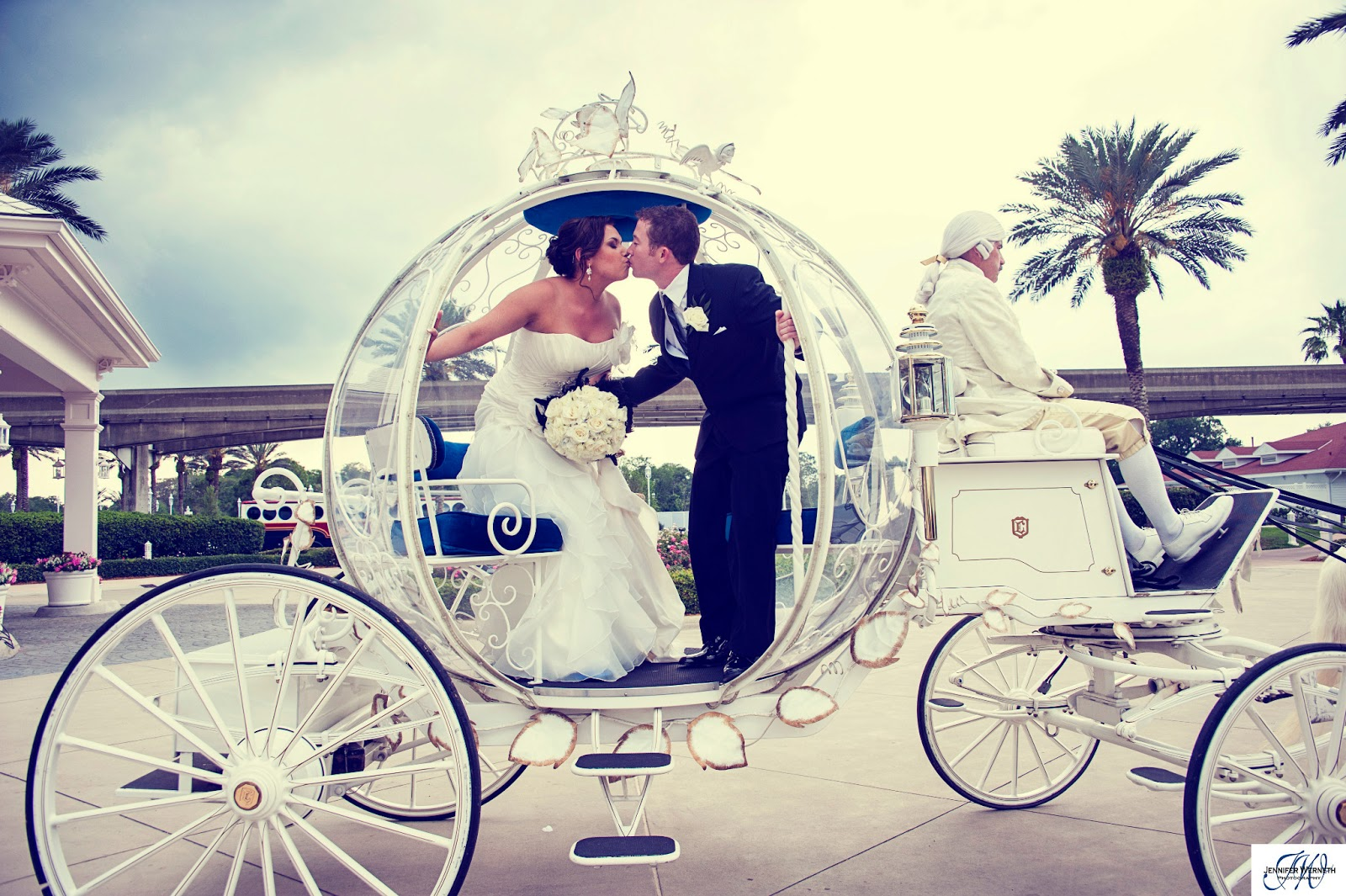 Wedding Photography At Walt Disney World Orlando Fl Jamie Justin S The