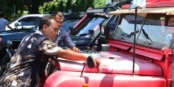 IOF Sulsel Gandeng Kodam Hasanuddin Sukseskan Offroad di  Bance'e