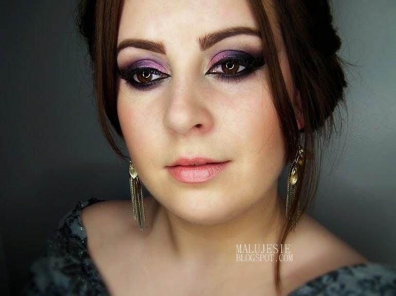 Makijaż W Stylu Bollywood Paletką Sleek Vr Uroda Zblogowani
