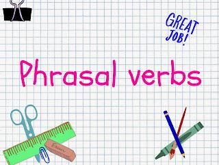 phrasal verb up