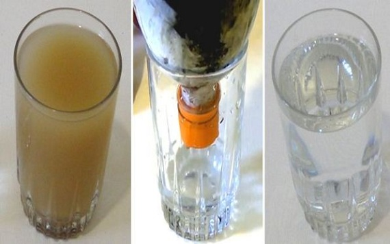 filtru de apa acasa ieftin