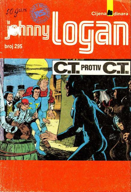 C.T protiv C.T - Johnny Logan