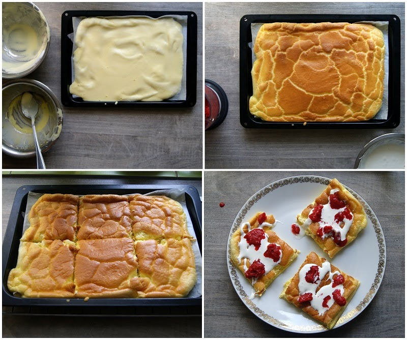 Oopsie bread, czyli chlebek chmurka - przepyszny!