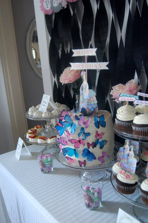 Birthday Ideas & Celebrations - via BirdsParty.com