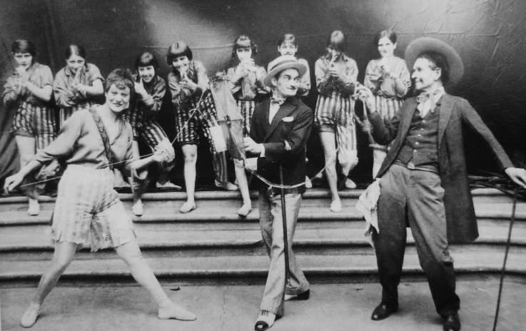 Baile de carnaval antigo 1989 - 1 part 9