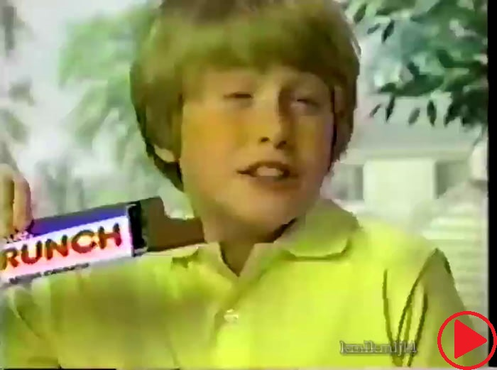 The good old TV commercials