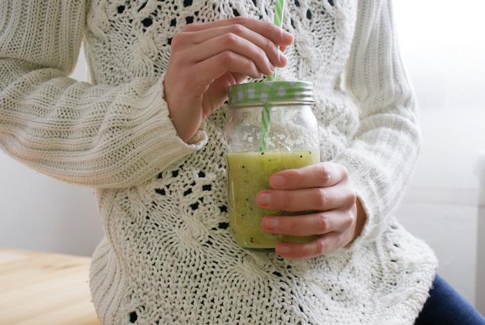 ricetta succo verde francinesplace