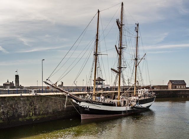 Photo of Pelican of London at Whitehaven Marina in Cumbria