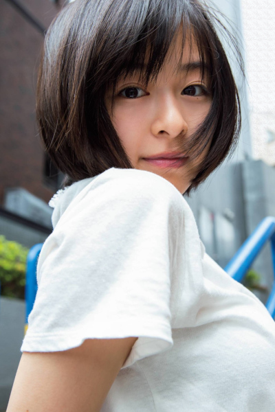 Nana Mori 森七菜, Shukan Post 2020.07.31 (週刊ポスト 2020年7月31日号)