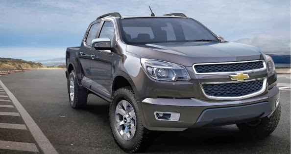 2015 Chevrolet Colorado Release Date is Revealed