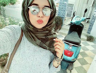 Cute Muslim Girl Profile Photo