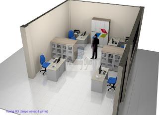 Desain Interior Ruang Kantor - Interior Semarang