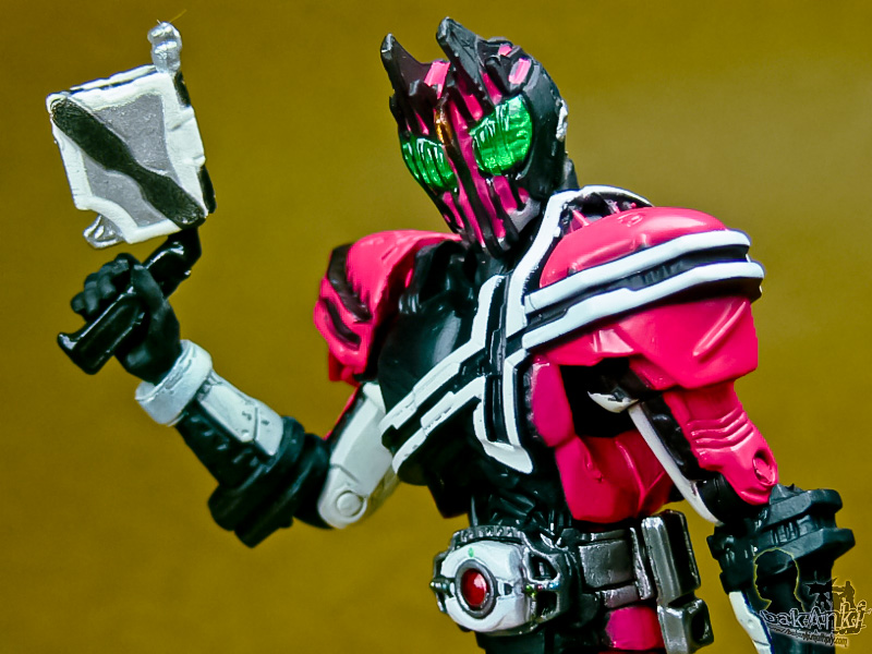 bakAnki: [FiguReview]SIC Kiwami-Tamashii Kamen Rider Decade