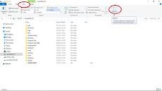 Cara Menampilkan Folder Tersembunyi di Pc dan Laptop