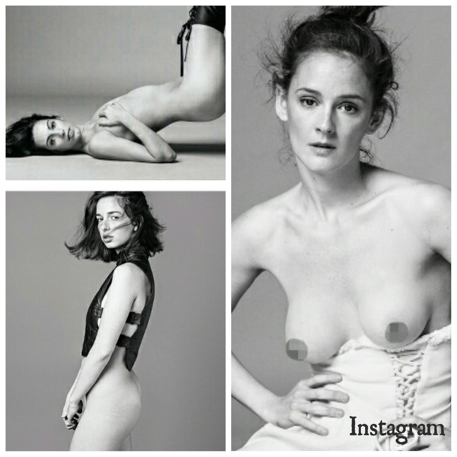 Almudena Cid Y Ana Polvorosa Desnudas Por La Libertad