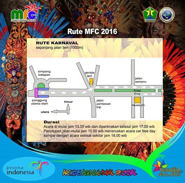 mfc 2016, malang flower carnival, pariwisata Malang