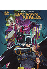 Batman Ninja (2018) BRRip 1080p Latino AC3 5.1 / Español Castellano AC3 5.1 / ingles AC3 5.1  BDRip m1080p