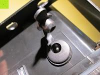 Buchse offen: as - Schwabe Chip-LED-Akku-Strahler 10 W, geeignet für Außenbereich, Gewerbe, blau, 46971