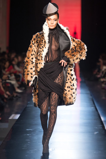 Runway Report Paris Haute Couture Fashion Week Jean Paul Gaultier Couture A W 2013 Nick Verreos