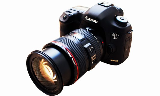 Harga dan Spesifikasi Kamera Digital SLR Canon EOS 5D Baru