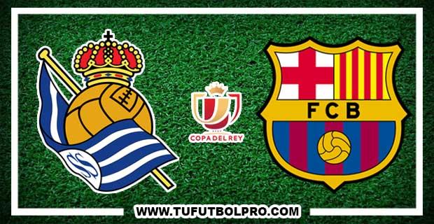 Ver Real Sociedad vs Barcelona EN VIVO Por Internet Hoy 19 de Enero 2017