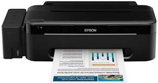 Epson L100 Inkjet Printer Driver Download