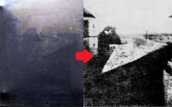 As 6 primeiras fotografias da nossa história (Imagem: Reprodução/Megacurioso)