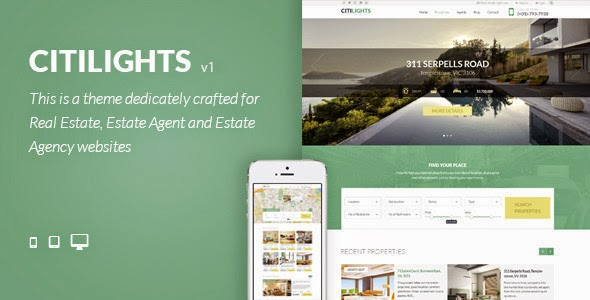 Real Estate HTML Template